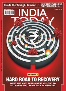 India Today - April 20, 2020