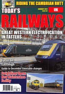 Todays Railways UK - Issue 181 - January 2017