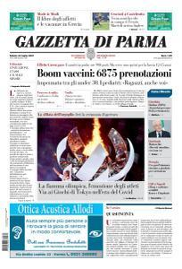 Gazzetta di Parma - 24 Luglio 2021