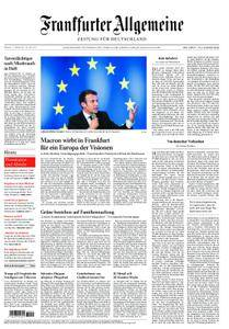 Frankfurter Allgemeine Zeitung F.A.Z. - 11. Oktober 2017