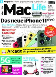 Mac Life Germany – Oktober 2019