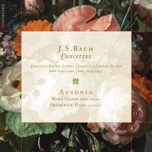 Frédérick Haas, Mira Glodeanu & Ausonia - J. S. Bach, Concertos pour violon et pour clavecin (2017) [24/96]