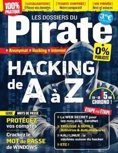 Pirate Informatique Hors-Série - Janvier-Mars 2017