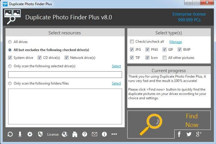 TriSun Duplicate Photo Finder Plus 8.0 Build 022 DC 01.08.2018 Multilingual Portable