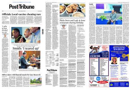 Post-Tribune – February 28, 2021