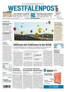 Westfalenpost Wetter - 03. September 2018