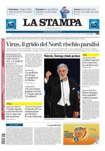 La Stampa Torino Provincia e Canavese - 26 Febbraio 2020
