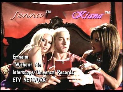 VideoClip Eminem - Without Me