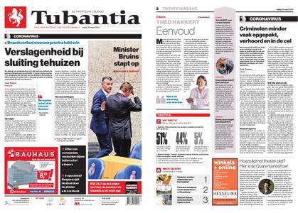 Tubantia - Enschede – 20 maart 2020