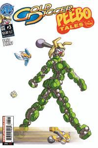 Antarctic Press-Gold Digger Peebo Tales No 03 2011 Hybrid Comic eBook
