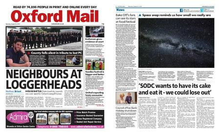 Oxford Mail – August 24, 2019