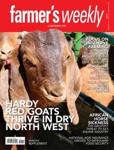 Farmer's Weekly - 06 December 2019