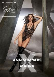 Ann Summers X Maura - Lingerie Summer Collection Update 2 Catalog 2021
