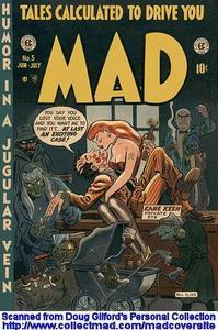 Mad Magazine Collection_No.001-010