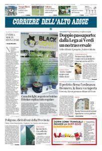 Corriere dell'Alto Adige - 26 Luglio 2018