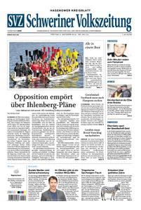 Schweriner Volkszeitung Hagenower Kreisblatt - 04. Oktober 2019