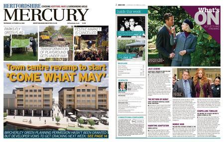 Hertfordshire Mercury – October 22, 2020
