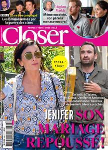 Closer France - 02 novembre 2018