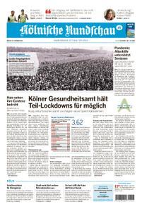 Kölnische Rundschau Wipperfürth/Lindlar – 23. Oktober 2020