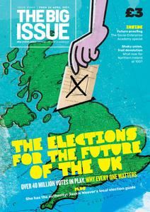 The Big Issue - April 26, 2021