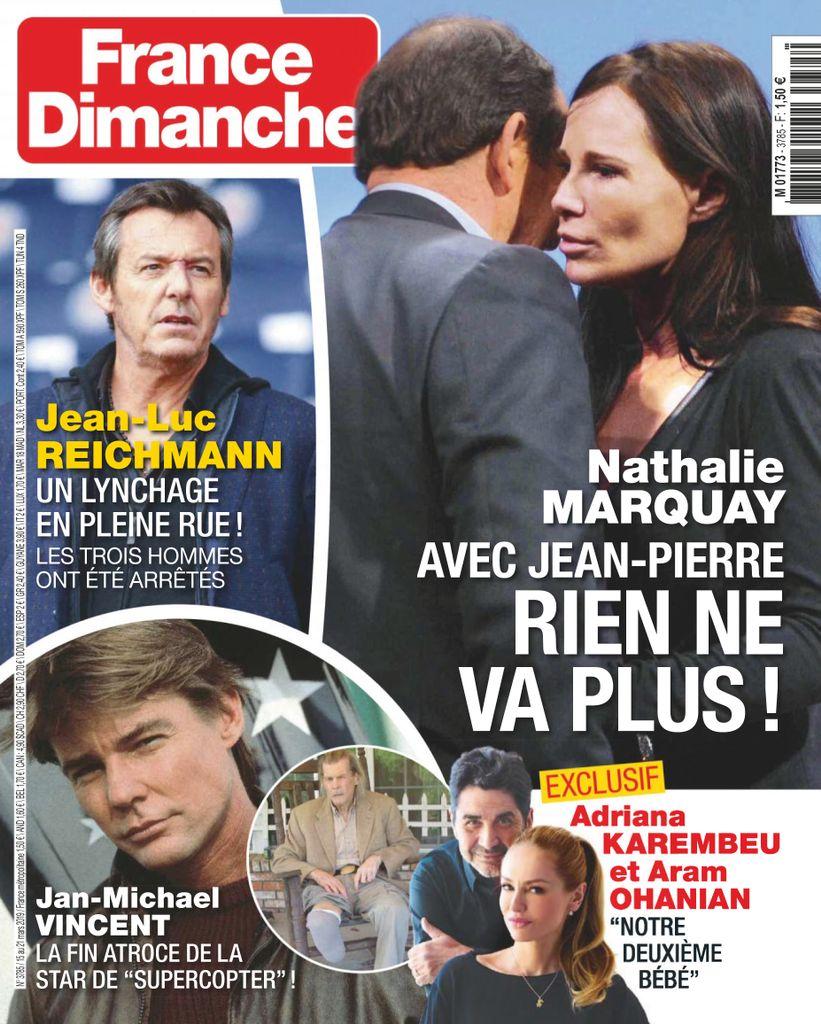 France Dimanche - 15 mars 2019