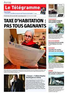 Le Télégramme Auray – 13 novembre 2019