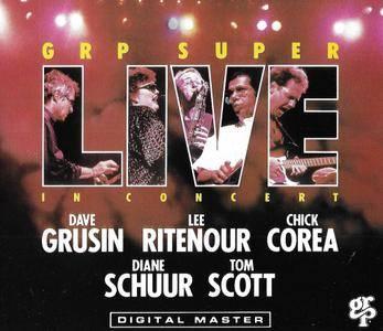 VA - GRP Super Live In Concert (1988)