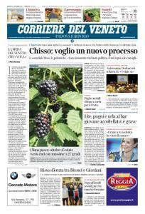 Corriere del Veneto Padova e Rovigo - 14 Ottobre 2017