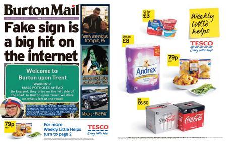 Burton Mail – February 28, 2020