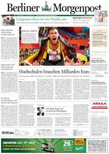 Berliner Morgenpost – 05. Oktober 2019