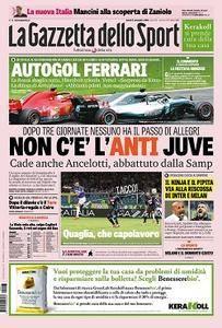 La Gazzetta dello Sport - 3 Settembre 2018