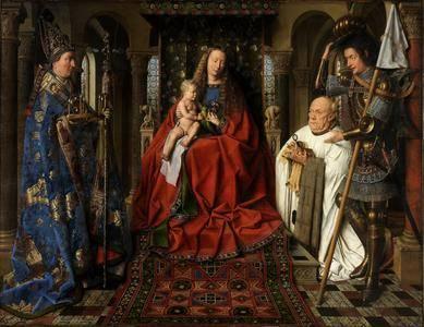 The Art of Jan van Eyck (Repost)