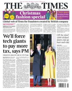 The Times - 4 December 2019