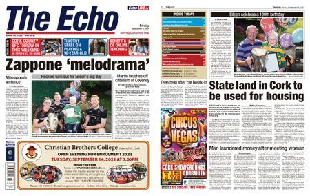 Evening Echo – September 03, 2021