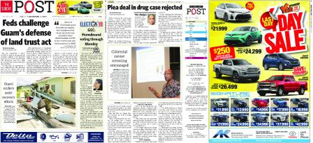 The Guam Daily Post – November 04, 2018