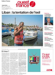 Ouest-France Édition France – 26 octobre 2020