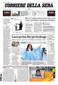 Corriere della Sera – 26 ottobre 2019