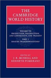 The Cambridge World History: Volume 7 (Part 2)