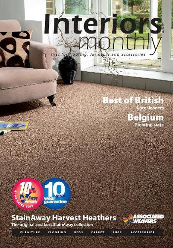 Interiors Monthly Magazine - March 2011
