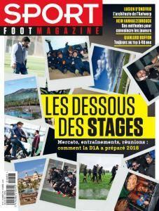 Sport Foot Magazine N.3 - 17 Janvier 2018