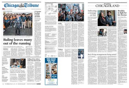 Chicago Tribune – October 26, 2019
