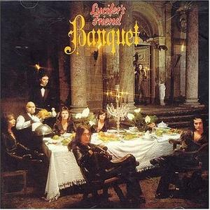 Lucifer's Friend 1974 Banquet