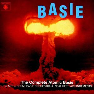 Count Basie - The Complete Atomic Basie (1958) [Reissue 1994]