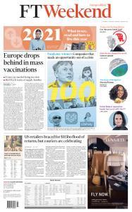 Financial Times Europe - January 2, 2021