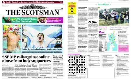 The Scotsman – April 09, 2018