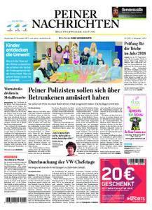 Peiner Nachrichten - 16. November 2017