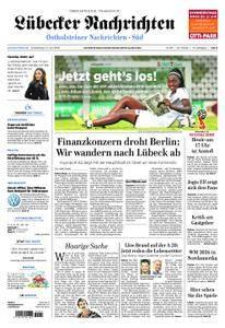 Lübecker Nachrichten Ostholstein Süd - 14. Juni 2018