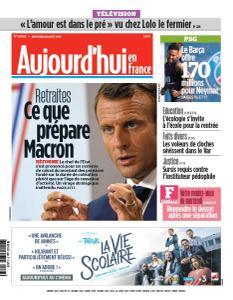 Aujourd'hui en France du Mercredi 28 Août 2019