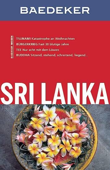 Baedeker Reiseführer Sri Lanka, 6. Auflage