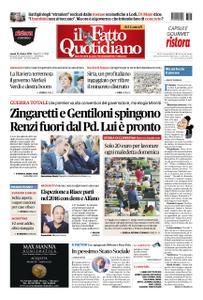 Il Fatto Quotidiano - 15 ottobre 2018